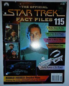Il Ufficiale Star Trek Fact Lime #115
