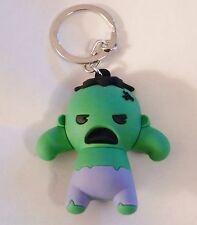 Marvel Figural Keyring Keychain Hulk Series 1 Mint Oop