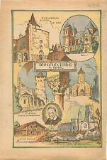 Cathédrale dEe Dax & Mas d'Aire Maison Natale Saint Vincent de Paul Sever 1933