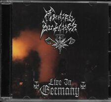 MANIAC BUTCHER-LIVE IN GERMANY-CD-black metal-sezarbil-silva nigra-inferno
