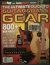 Ultimate Guide to Guitar & Bass Gear 800+ products Summer 2014 FREE SHIPPING