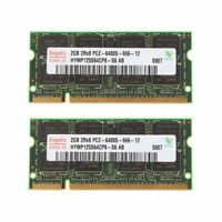 4Go 2x 2Go HP Compaq Presario CQ56-219WM DDR2 Mémoire portable SO-DIMM RAM FR