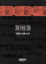 ESPN Films 30 for 30: Season 1 Films 01-30 (DVD, 2014, 12-Disc Set)