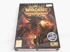World of WarCraft: Cataclysm PC ** USATO ** COME NUOVO