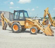 Case 480 C Backhoe Loader 480C Tractors  Construction King Manual Parts Catalog