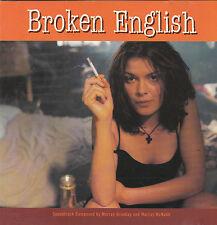 Broken English-1996-New Zealand Original Movie Soundtrack-11 Track-CD