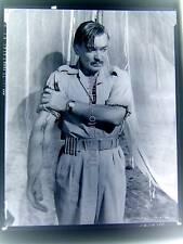 1953 Clark Gable Mogambo Original Negative 513p