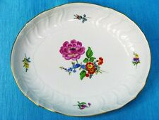 Meissen Neubrandenstein Große Ovale Schale Plate マイセン 邁森