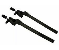 Zefal Mini Hand Pump Mounts, Peg Fit Pump Clip XL 25mm To 34mm Black Brand New