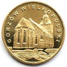 Poland 2 zloty 2007 Gorzow Wielkopolski (Gorzów Wielkopolski) UNC (#892)