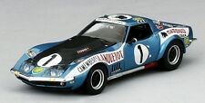 Chevrolet Corvette #1 24h Le Mans 1971 1:43 Model TRUE SCALE MINIATURES
