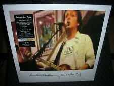 Paul McCartney **Amoeba Gig **NEW CLEAR AMBER RECORD LP VINYL INDIE ONLY