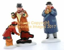 Dept 56 Christmas In The City Street Musicians! 55646 NeW! Mint! AmaZinG!