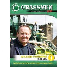 Grassmen Wilson Farming Part 1 DVD New/Tractors/Ireland/UK/Country/Farming