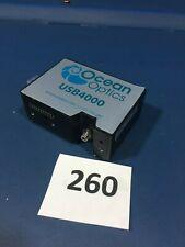 OCEAN OPTICS USB4000 SPECTROMETER