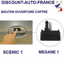BOUTON POIGNEE COFFRE HAYON ARRIERE RENAULT MEGANE 1 ET SCENIC 1 99-03
