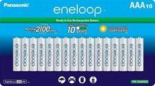 Panasonic Eneloop AAA (BK-4MCCA16BA) Ni-MH Rechargeable Batteries (16 Pack)