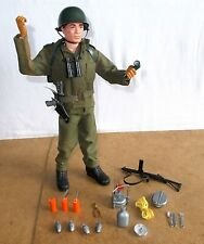 vintage Palitoy ACTION MAN vam - ESCAPE TO DRAGON ISLAND - 70s