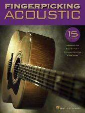 Fingerpicking Acoustic Sheet Music 15 Songs Arranged for Solo Guitar 000699614
