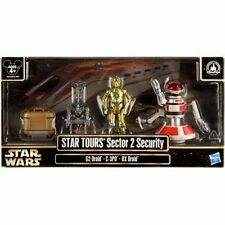 Disney STAR WARS WEEKENDS 2013 Tours Sector 2 Security Figures MINT SEALED