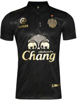 Authentic 2018 Buriram United Thailand Football Soccer League Jersey Shirt Black