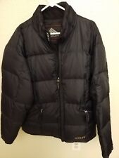 Kelty Goose Down Puffy Puffer winter jacket rare full zip packable
