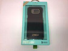 NEW Genuine Kate Spade Wrap Case for Samsung Galaxy S8+ Plus KSSA-032-SBLK