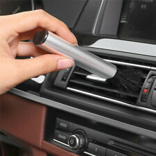 Black Air Conditioner Cleaner Dust Brush Cleaning Brush Clean Car Extensible TO