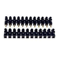 Lüsterklemmen steckbar Lks-2 5 schwarz