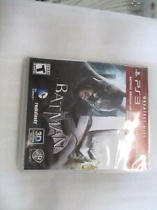 Batman: Arkham Asylum + Batman: Arkham City Dual Pack PS3 Playstation 3 Greatest