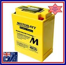 MOTOBATT MB12U Replaces 12N12-4A, 12N12A-4A-1 KAWASAKI KZ400 KZ440 EN450 EN500