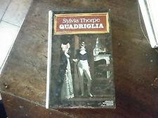 QUADRIGLIA -  SYLVIA THORPE Mondadori -1977-ROMANZO -1° EDIZIONE -