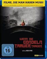 Wenn die Gondeln Trauer tragen [Blu-ray/NEU/OVP] Donald Sutherland, Julie Christ