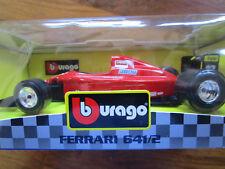 BBurago  Ferrari 641/2 1:24 Modellauto OVP cod. 6101