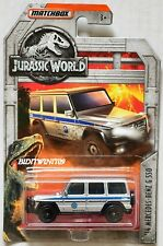 MATCHBOX 2018 JURASSIC WORLD '14 MERCEDES-BENZ G 550