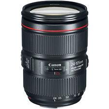 Canon EF 24-105mm F4L IS II USM Standard Zoom Lens  Brand New jeptall