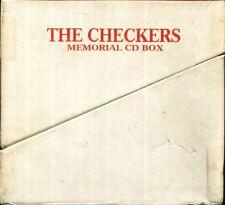 The CHECKERS MEMORIAL CD BOX - Japan BOX 5 CD - J-POP
