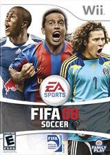 FIFA Soccer 2008 WII New Nintendo Wii