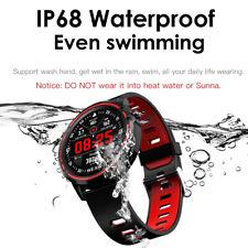 Microwear L8 Sport Smartwatch IP68 Waterproof Ecg Blood Pressure Heart Rate