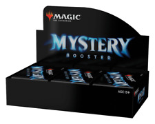 MYSTERY Booster Box MTG MAGIC - SEALED English - CollectorsAvenueCom
