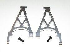yy-madmax HPI KM ROVAN BAJA 1/5 5B arrière aluminium Shock Tower appui Argent