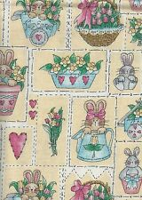 One Yard Cut of 100% Cotton Fabric Marcus Bros Novelty and Quilting Multi-Color