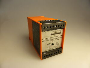 Ifm VS0200 Flow-Keeper Order No. Sr 0100