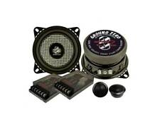 Ground Zero GZRC10X 10cm  2-Wege-Kompo-System Auto Lautsprecher 80 Watt Paar