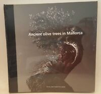 """Ancient Olive Trees In Mallorca - Hardcover Coffee Table Book (12""""x12"""")"""