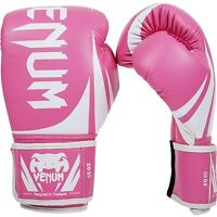 Venum Pink Boxing Gloves Challenger 2.0 Sparring 8 10 12 14 16 oz Ladies Womens