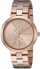 Michael Kors Women's MK6409 Garner 39mm Rose Gold-Tone Stainless Steel Watch