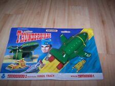 Matchbox Thunderbird 2 carded.