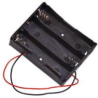 Boîtier de Batterie pour 3x trois 18650 avec Fils Support en Plastique de Caisse