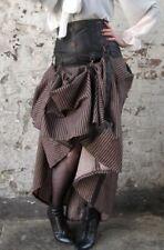 Steampunk Skirt & Corset Outfit Set Bundle